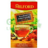 MILFORD Rooibos citronová tráva acerola n.s.20x2g