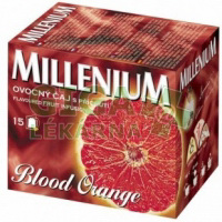 MILLENIUM Blood orange 15x2.25g