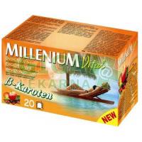 MILLENIUM VITAL Betakaroten 20x2g
