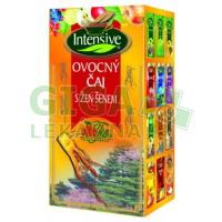 VITTO Intensive Ženšen bylinno-ovoc. čaj n.s.20x2g