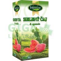 VITTO Intensive Zelený čaj s opuncií n.s. 20x2g