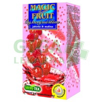 VITTO Magic Fruit Jahoda+Malina se šťávou n.s20x2g