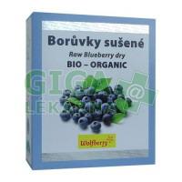Bio borůvky - krabička 50g Wolfberry