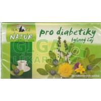 PANDA NATUR Bylinný čaj pro diabetiky 20x1.5g