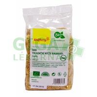 Bio rýže basmati hnědá 250g Wolfberry