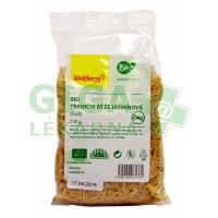 Bio rýže jasmínová hnědá 250g Wolfberry