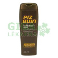 PIZ BUIN NEW SPF15 Allergy Lotion 200ml