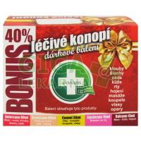 Konopná kosmetika Hemp (Dárkové balení 40% BONUS)