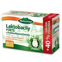 Naturline Laktobacily FORTE 30+12 tob.