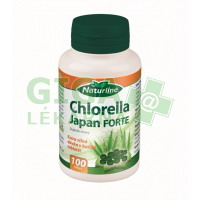 Naturline Chlorella Japan FORTE 100tob.