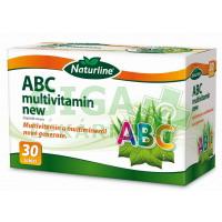 Naturline ABC Multivitamín New 30tob.