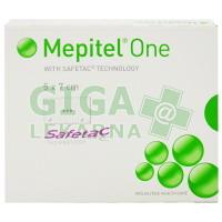 Mepitel One silikonové sterilní krytí 5x7cm 5ks