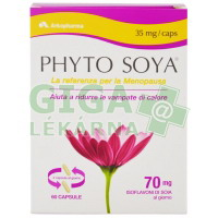 Phyto Soya 35mg 60 kapslí (70mg/2cps)