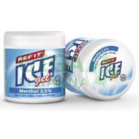 Refit Ice gel s mentholem 2.5% 500ml