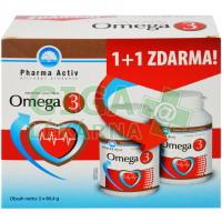 Omega 3 cps.2x60 Pharma Activ