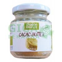 Dragon superfoods Kakaové máslo 100g BIO/RAW
