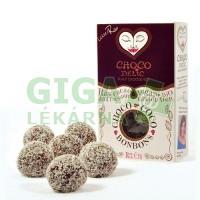 Allexx Kuličky z RAW čokolády s kokosem 90g BIO