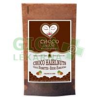 Allexx RAW lískové ořechy celé, v exkluzivné hořké RAW čokol