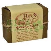 Přírodní mýdlo Santalové dřevo 100g