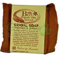 Přírodní mýdlo Santalové dřevo 50g