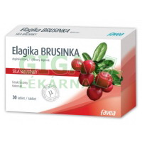 Elagika Brusinka 30 tablet Favea