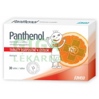 Panthenol 30 tablet Favea