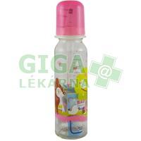 BABY NOVA Skleněná lahev 240ml 44240