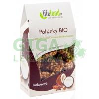 Lifefood Pohánky BIO kokosové (sušenky) 100g