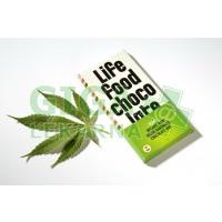 Lifefood Lifefood Chocolate BIO s konopným semínkem 70g