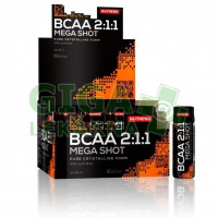 NUTREND BCAA MEGA SHOT 20x60ml