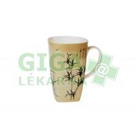 Oxalis Japonský bambus 0,6l - porcelánový hrnek