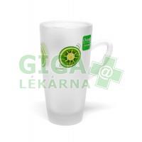 Oxalis Kiwi - čajová sklenice