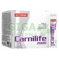 NUTREND CARNILIFE 2000 20x25ml