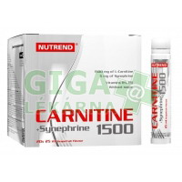 NUTREND CARNITINE 1500 + SYNEPHRINE 20x25ml
