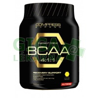 NUTREND COMPRESS BCAA INSTANT DRINK 500g ananas