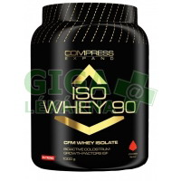 NUTREND COMPRESS ISO WHEY 90 1000g vanilka
