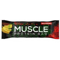 NUTREND MUSCLE PROTEIN BAR 55g banán