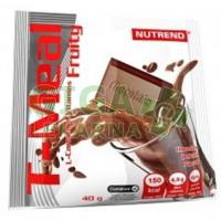 NUTREND T-MEAL FRUITY 20 x 40g čokoláda