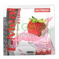 NUTREND T-MEAL FRUITY 20 x 40g jahoda