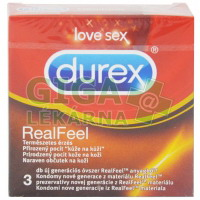Prezervativ Durex Real Feel 3ks