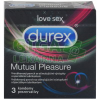 Prezervativ Durex mutual pleasure 3ks