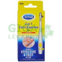 Scholl tužka na kuří oka 2v1 2g