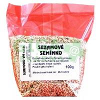 Sunfood Sezamové semínko přír.bílé 100g