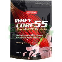 NUTREND WHEY CORE 55 800g jahoda
