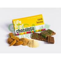 Lifefood Lifefood MINI čokoládka karobová s lucumou BIO 15g
