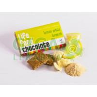 Lifefood Lifefood MINI čokoládka s citronem a baobabem BIO15