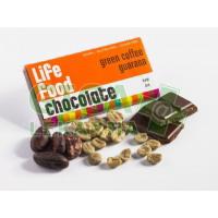 Lifefood Lifefood MINI čokoládka se zel.kávou a guaranou 15g