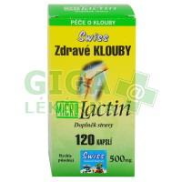 Swiss Zdravé klouby (MicroLactin) 120 kapslí