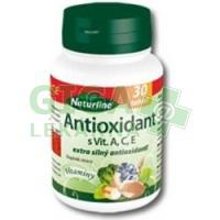 Walmark Antioxidant +Vit.A,C,E 30 tbl.