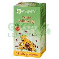 Megafyt Dětský bylinný čaj 20x2g